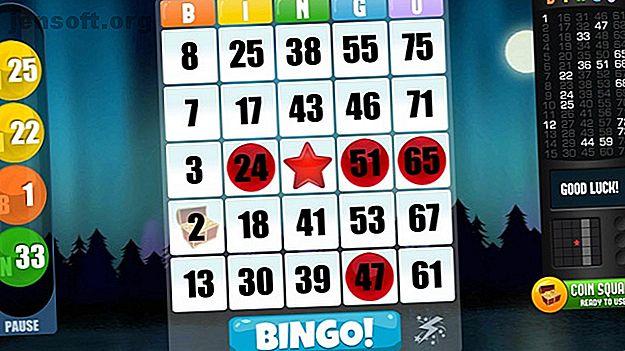 Vous ne pouvez pas obtenir assez de bingo?  Ces jeux de Bingo gratuits pour Android vous permettent de profiter de votre jeu préféré n'importe où, sans équipement!