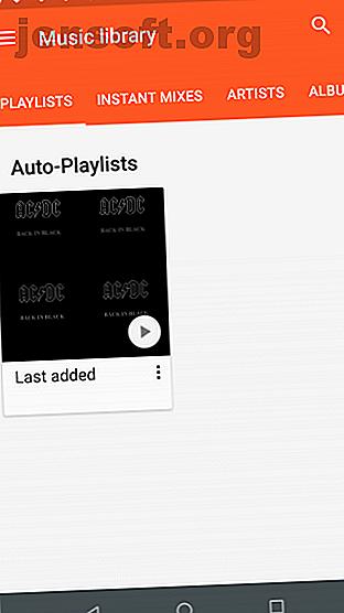 Vous aimez Google Play Musique, mais vous souhaitez écouter hors connexion?  Voici comment télécharger de la musique à partir de Google Play directement sur votre téléphone.