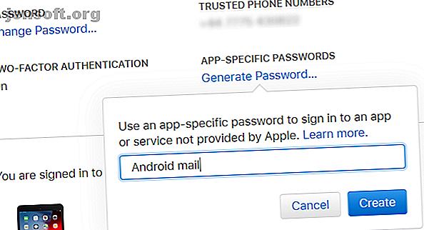 Besoin de vous connecter à la messagerie, au calendrier et aux contacts iCloud sur votre Android?  Voici comment vous pouvez synchroniser votre compte iCloud sur un Android.