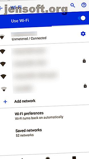 Besoin de trouver votre adresse IP mobile?  Nous expliquons comment trouver l'adresse IP sur votre iPhone ou votre téléphone Android.