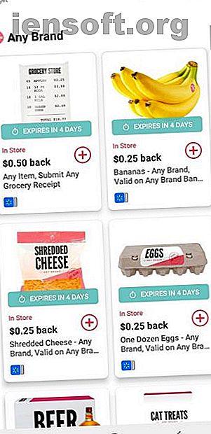 आईफोन और एंड्रॉइड के लिए ये सबसे अच्छा कैशबैक ऐप आपको स्टोर और ऑनलाइन उत्पादों को खरीदने के लिए पैसे वापस देता है।  क्या प्यार करने लायक नहीं?