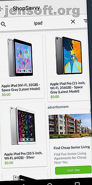 Voici les meilleures applications de comparaison de prix pour les appareils mobiles pour vous aider à obtenir le meilleur prix dans plusieurs magasins.