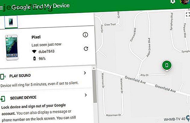 Nous vous montrons comment tracer un téléphone et trouver son emplacement depuis votre Android.  Notez que vous ne pouvez pas trouver un emplacement de téléphone par son numéro.