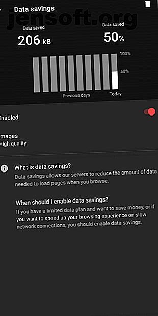 Opera est un excellent navigateur pour les utilisateurs d'Android et iOS.  Voici quelques fonctionnalités incontournables du navigateur mobile d'Opera.