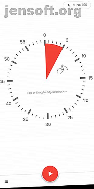 Lassé de l'application de base du minuteur sur votre téléphone Android?  Voici les meilleures applications de minuterie pour Android qui offrent beaucoup plus de fonctionnalités.