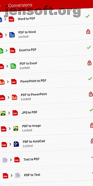 Ces formidables applications de conversion de fichiers pour Android vous permettent de convertir des documents, des images, de la musique et d'autres formats de fichiers sur votre téléphone.