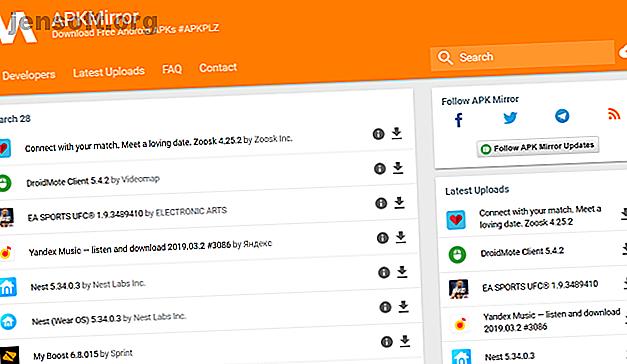 Besoin de télécharger un fichier APK sur votre appareil Android sans le Google Play Store?  Découvrez les meilleurs sites de téléchargement sûrs APK.
