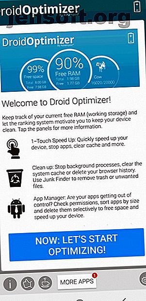 Mit diesen Apps für Android können Sie Junk-Dateien entfernen, die Speicherplatz auf Ihrem Gerät belegen.