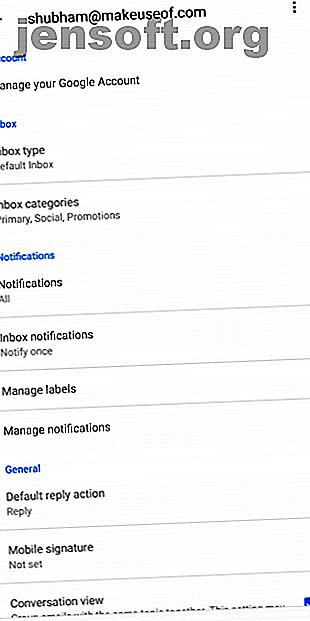 Werden auf Ihrem Telefon keine Android-Benachrichtigungen angezeigt?  Probieren Sie diese Korrekturen aus, damit die Android-Benachrichtigungen wieder funktionieren.