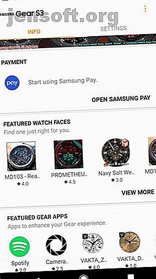 Diese tollen Samsung Gear-Zifferblätter verleihen Ihrer Smartwatch einen frischen und einzigartigen Look.