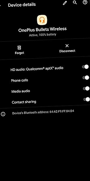 Bluetooth dient nicht nur zum Anschließen von Zubehör an Ihr Telefon.  Hier sind einige andere coole Anwendungen für Bluetooth unter Android.