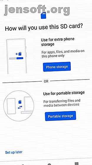 Müssen Sie Apps auf eine SD-Karte auf Ihrem Android verschieben?  Hier erfahren Sie, wie Sie Apps auslagern und Speicherplatz auf jeder Android-Version freigeben.