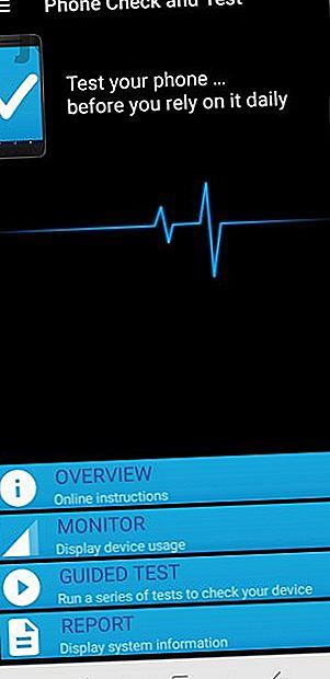 Haben Sie ein Problem mit Ihrem Android-Gerät?  Im Folgenden finden Sie einige Apps, die Sie bei der Diagnose von Smartphone-Problemen durch Ausführen von Überprüfungen unterstützen.