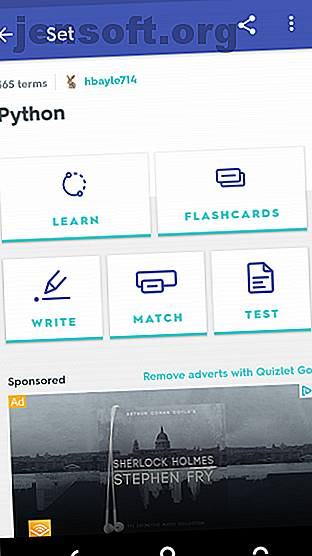 Auf der Suche nach den besten Apps für Android-Flashkarten?  Wir haben Apps für das Lernen, das Erlernen von Sprachen und mehr für Sie bereitgestellt.