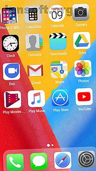 ¿Eres un usuario de Android con envidia de iPhone o iPad?  Echa un vistazo a estas aplicaciones para que tu teléfono Android se vea como un iPhone.