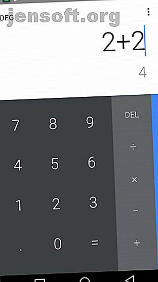 Ne perdez pas d'argent sur une calculatrice physique lorsque votre téléphone peut le faire gratuitement!  Voici les meilleures applications gratuites de calculatrice pour Android.