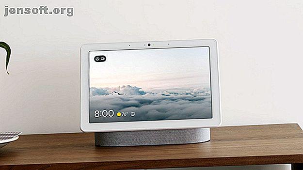 Les haut-parleurs intelligents sont un moyen facile de rendre votre maison intelligente.  Voici les meilleurs écrans intelligents pour votre maison!