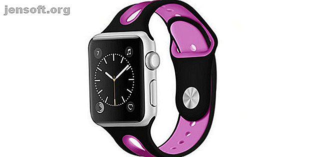 Ο καλύτερος τρόπος για να προσαρμόσετε το Apple Watch σας είναι να αλλάξετε τη ζώνη.  Εδώ είναι τα καλύτερα συγκροτήματα Apple Watch Sport διαθέσιμα.