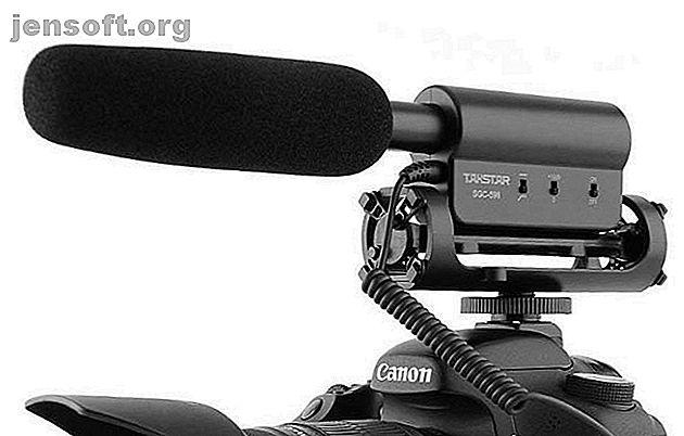 Vous recherchez un micro pour votre appareil photo?  Ces micros pour fusils à pompe offrent un son exceptionnel pour tous les budgets.