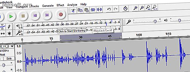 Il est simple de supprimer le bruit de fond dans Audacity et de donner à vos enregistrements une impression beaucoup plus professionnelle.  Voici comment le faire.