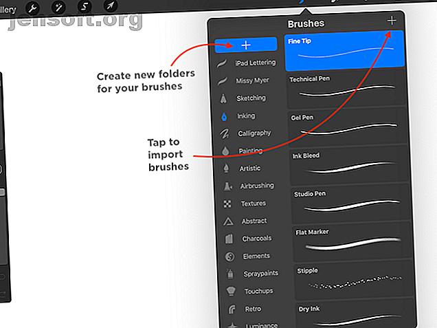 Procreate est l'une des applications de concepteur les plus populaires à ajouter à votre arsenal.  Voici comment installer des brosses personnalisées dans Procreate.