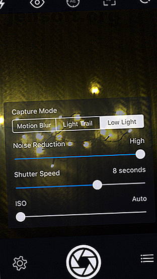 Votre appareil photo iPhone ne peut pas gérer les photos à longue exposition.  Cependant, il existe de brillantes applications longue exposition disponibles pour iOS.
