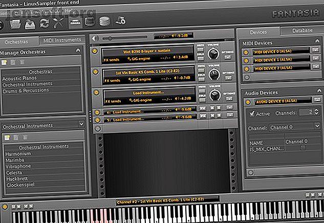 Linux propose de puissantes applications de production musicale pour les débutants et les professionnels.  Voici tout ce dont vous avez besoin pour la production musicale Linux!