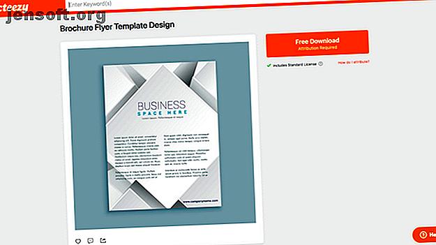 एडोब इलस्ट्रेटर टेम्प्लेट के साथ आपके पास समय के एक हिस्से में एक पेशेवर दिखने वाला उत्पाद हो सकता है!