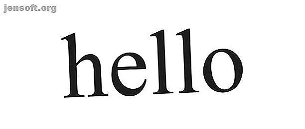Les polices de caractères peuvent avoir un impact énorme si elles sont utilisées correctement.  Voici les meilleurs polices Photoshop que vous obtenez avec Creative Cloud.