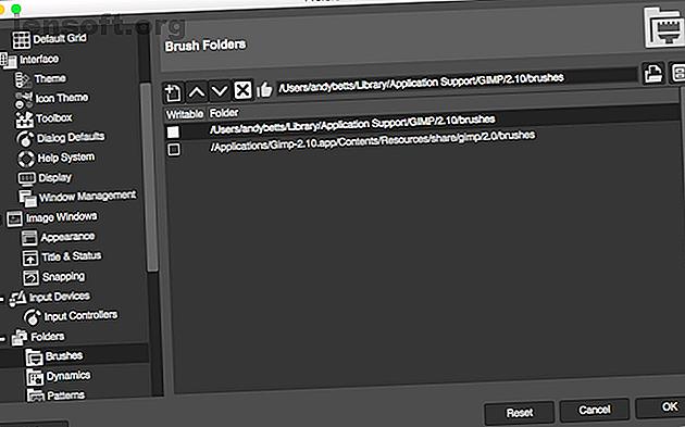 Le mostraremos cómo instalar cepillos GIMP y varios gratuitos y útiles para comenzar.