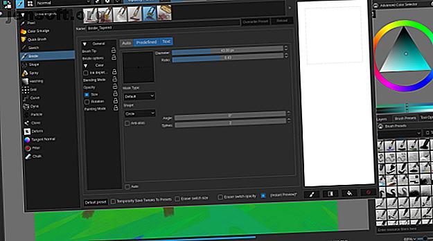 GIMP et Photoshop ne sont pas les seules options en ville.  Si vous recherchez une alternative gratuite à GIMP, consultez Krita!
