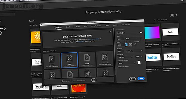 एडोब फोटोशॉप का उपयोग करके ऑनलाइन तस्वीरों के लिए डिजिटल फोटो फ्रेम बनाने के तरीके के बारे में चरण-दर-चरण ट्यूटोरियल यहां दिया गया है।
