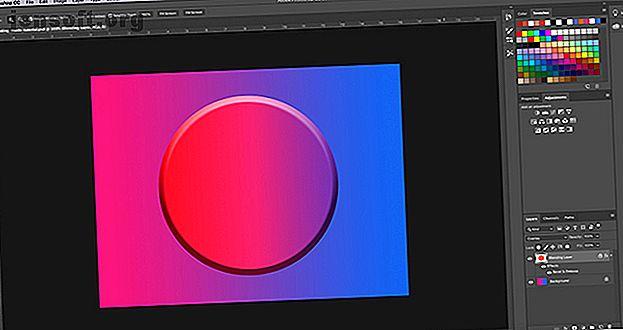 Aquí le mostramos cómo crear una paleta de colores personalizada en Adobe Photoshop si no le gustan las muestras de color predeterminadas de Photoshop.