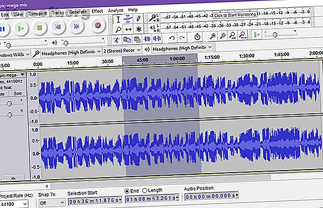 Si vous avez besoin de scinder ou de fusionner des fichiers audio, ces outils de fractionnement et de fusion audio gratuits sont amplement suffisants pour le travail.