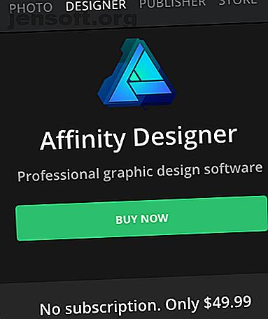 एडोब इलस्ट्रेटर उत्कृष्ट है, लेकिन एफ़िनिटी डिज़ाइनर एक व्यवहार्य (और सस्ता) विकल्प है जो बाहर की जाँच करने योग्य है।