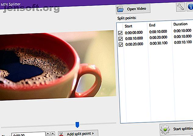 No necesita un editor de video de alta gama para dividir y fusionar archivos de video.  Estas son las mejores aplicaciones que puede usar para hacer este trabajo simple.