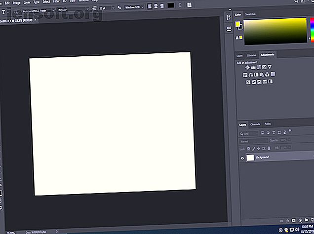 Les espaces de travail personnalisés Photoshop peuvent vous rendre la vie beaucoup plus facile.  Voici comment commencer à utiliser un espace de travail Photoshop personnalisé.