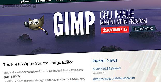 GIMP est la meilleure application de retouche photo gratuite disponible.  Voici tout ce que vous devez savoir sur la modification de photos dans GIMP.