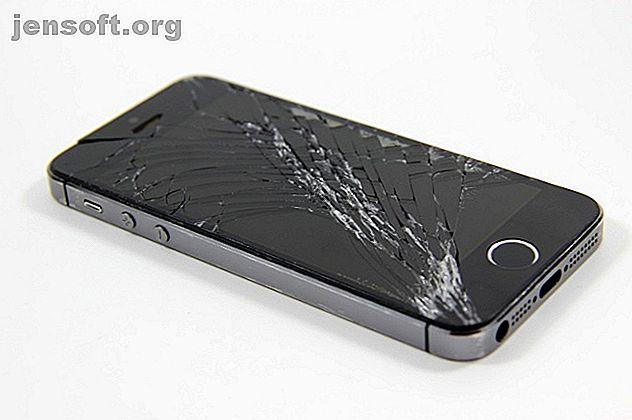 Vous avez un écran de téléphone cassé?  Ne t'inquiète pas!  Voici comment vous pouvez réparer, continuer à utiliser ou à vendre votre téléphone, malgré l'écran fissuré.