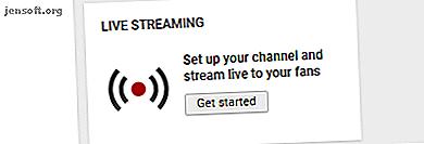 Voici comment transformer votre Raspberry Pi en une caméra portable connectée à Internet qui peut diffuser en direct sur YouTube!