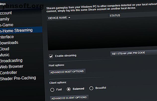 Vous voulez diffuser des jeux sur votre réseau depuis votre PC vers un téléviseur?  Voici comment configurer un Raspberry Pi sous Steam Link.