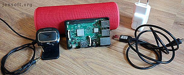 Möchten Sie Ihren eigenen sprachgesteuerten Smart-Home-Hub aufbauen?  So verwenden Sie Google Assistant mit einem Raspberry Pi!