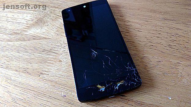 So ersetzen Sie eine beschädigte Telefon-Bildschirmanzeige durch Heimwerken.  Sie müssen nicht für die Reparatur Ihres Smartphones bezahlen, wenn Sie den Bildschirm beschädigen!