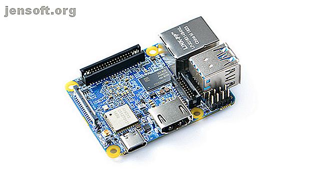Der NanoPi NEO4 ist eine großartige Alternative zum Raspberry Pi.  Das kann der Raspberry Pi nicht.