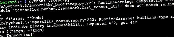 Vous voulez vous familiariser avec la reconnaissance d'image?  Grâce à Tensorflow et à un Raspberry Pi, vous pouvez commencer immédiatement.