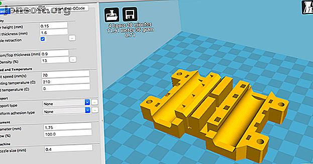 Vous voulez acheter une imprimante 3D mais vous ne comprenez pas bien les bases?  Suivez notre guide du débutant pour apprendre à imprimer en 3D dès aujourd'hui.