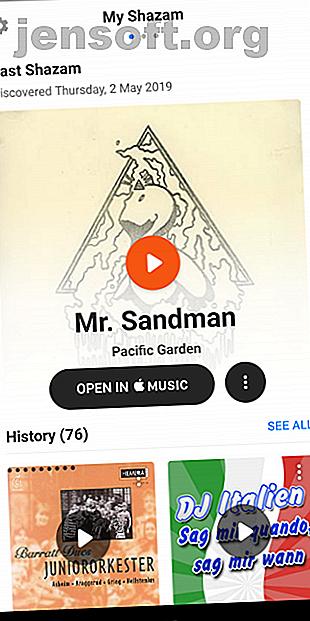 Shazam est l'application de reconnaissance musicale la plus connue, mais comment se compare la concurrence?  Nous avons testé trois applications de recherche de chansons.