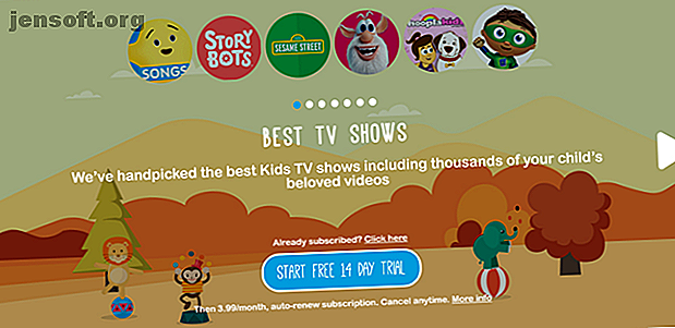 YouTube n'est pas particulièrement sûr pour les enfants.  Alors, voici quelques alternatives YouTube pour les enfants que vous pouvez installer sur votre smartphone ...