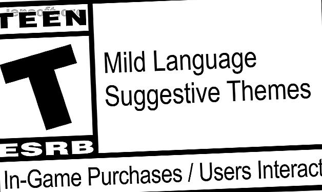 Vous êtes-vous déjà demandé ce que signifient les cotes de jeux vidéo?  Voici les notations ESRB et PEGI expliquées en termes simples.