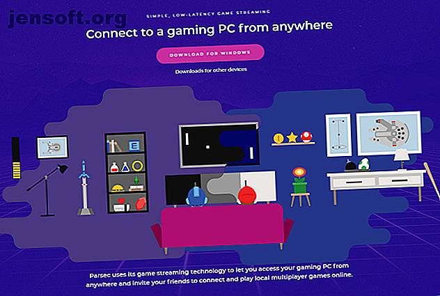 Voulez-vous jouer à un jeu coopératif local avec quelqu'un en ligne?  Ensuite, vous devez savoir comment configurer et utiliser Parsec!